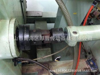 WJ single ball socket coupling& packing machine